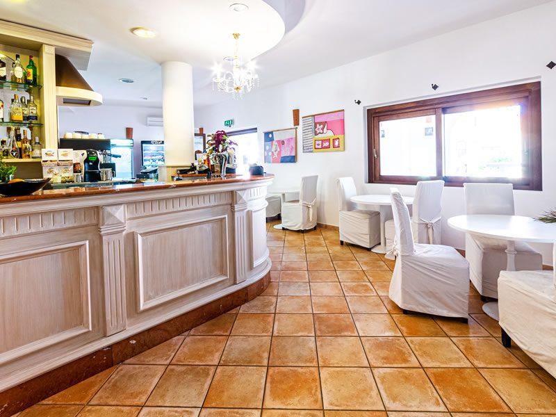 Il Bar Hotel Faro di Molara
